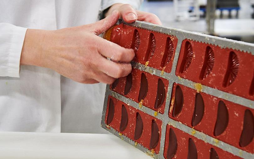 Confidas Pâtes de Fruits Fruit Jellies Confectionery Product