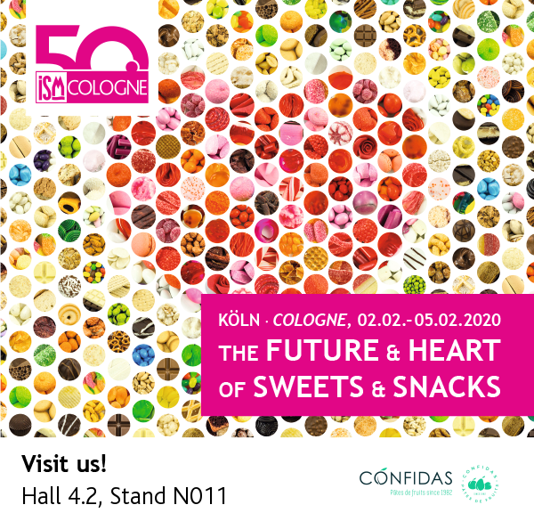 International Sweets and Biscuits ISM Fair Cologne